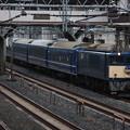 EF64-1051+24系客車青森車 寝台特急あけぼの号