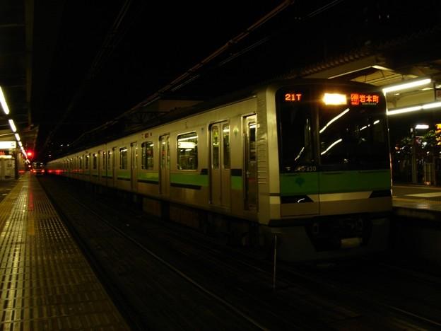 岩本町ゆき最終電車