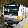 写真: 中央線 E233系