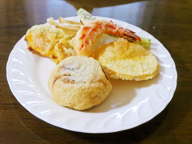 天ぷら饅頭