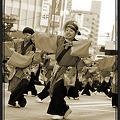 写真: 朝霞翔舞_17 - 第11回 東京よさこい 2010
