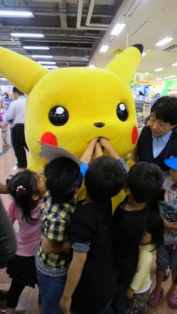 Photos: ポケモンクイズラリー参加し...