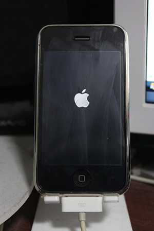iPhone 3GS 3.1.3 脱獄(1/2)