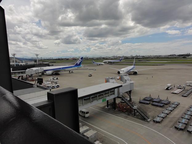 写真: 大阪国際(伊丹)空港