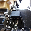 写真: ピックホルダーの取り付け(その2)