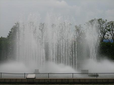 北浦和公園の音楽噴水 005