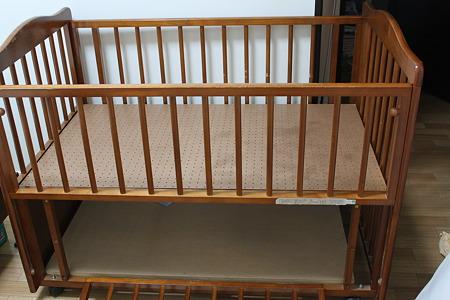 IKEAの2段ベッド(リバーシブルベッド)KURAを作る   cafe@永福