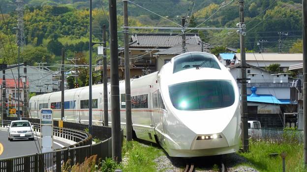 小田急ロマンスカー はこね号 50000形 VSE