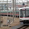 写真: 東武伊勢崎線 急行中央林間行き