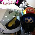 写真: ヘルメット画像流出!