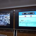 阪急7000系リニューアル車 車内案内表示