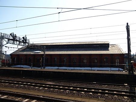 煉瓦車庫(糸魚川駅)