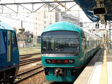 485系やまなみ(八王子駅)3