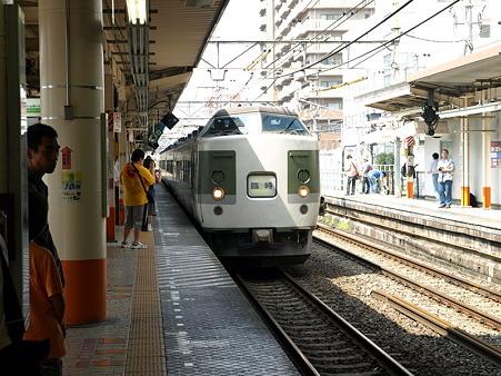 ベイドリーム横濱号(八王子駅)2