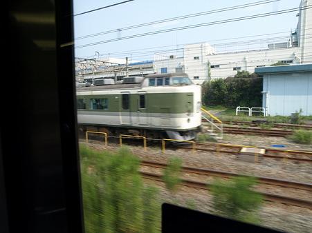 189系(磯子駅)