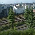 江ノ島線の車窓3(藤沢界隈)
