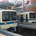 8000形(小田急藤沢駅)4