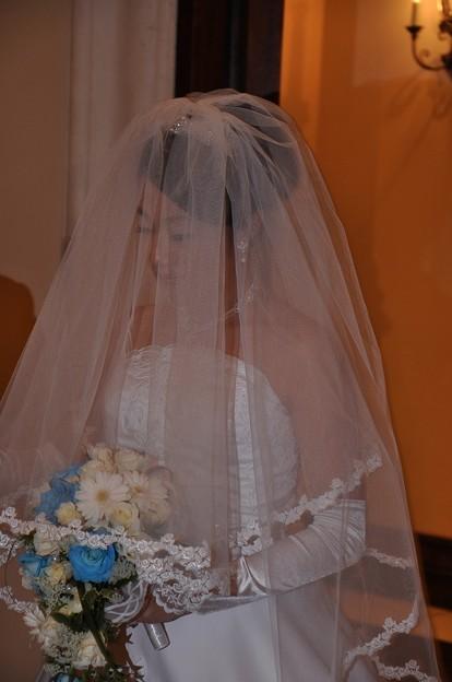 Photos: 007 母にベールダウンしてもらって泣きそう