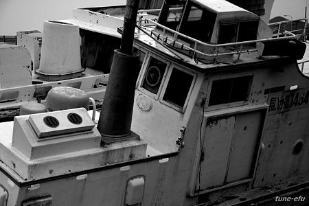 朽ち行く船3