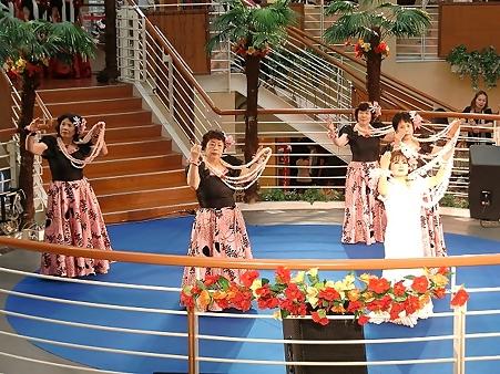 天保山ハワイアンフェスティバル2010−1