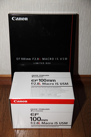 EF 100mm f/2.8L Macro IS USM