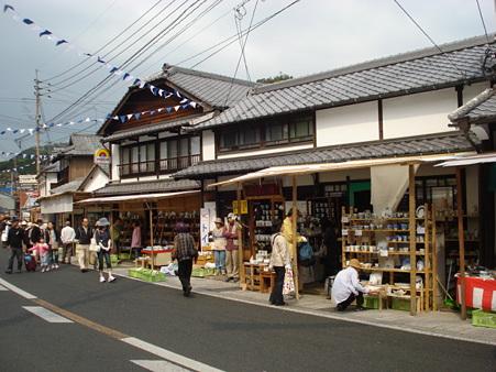 20110430 有田焼の陶器市