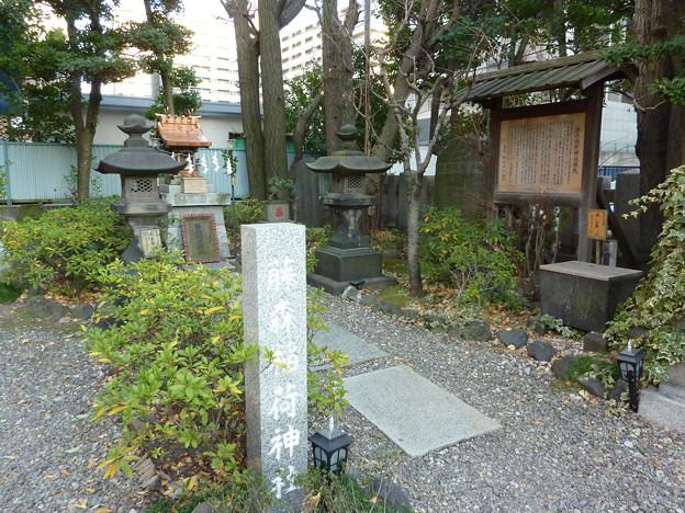 藤森稲荷神社(猿江神社 内) 01