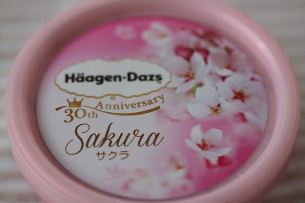Haagen-Dazs 30th Anniversary Sakura(ハーゲンダッツ 30周年アニバーサリー サクラ)1