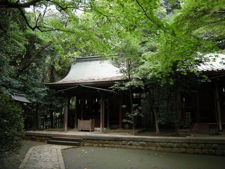 氷川神社(さいたま市)・門客人神社(もんきゃくじんじんじゃ)