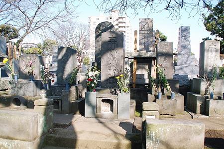 森鴎外の墓