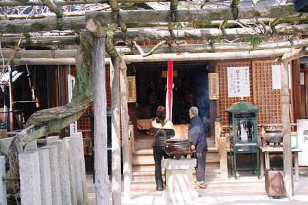 2010年04月04日興福寺一言観音堂