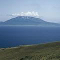 写真: 桃岩遊歩道からの利尻富士