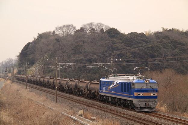 Photos: 常磐線 佐貫-牛久 安中貨物 5388レ