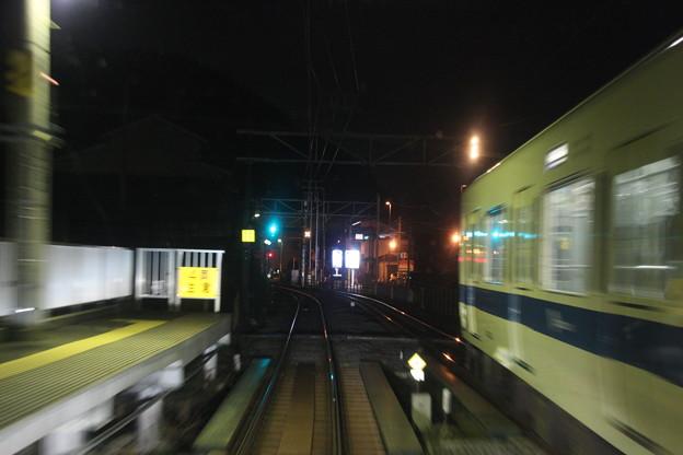 Photos: 通過!