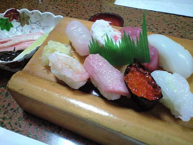 魚津の寿司