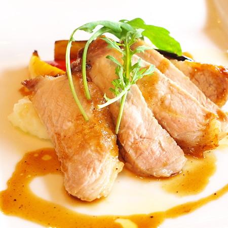 豚肉料理(OLiランチ)