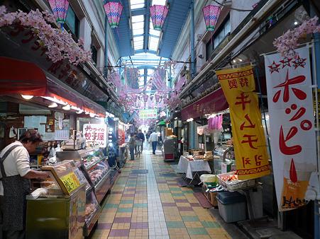 京成立石・仲見世商店街