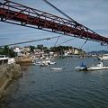 写真: 漁協桟橋から01