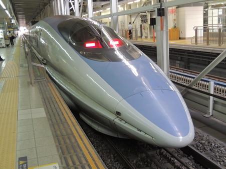 JR博多駅:JR500系車両