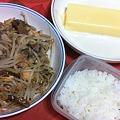 写真: 20120528夕食