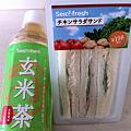 写真: 20120605朝食