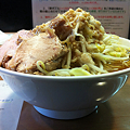 Photos: らー麺シャカリキ シャカ豚大(アブラ増しニンニクカラメ)