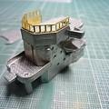 航空母艦 赤城を作る 3号 その9