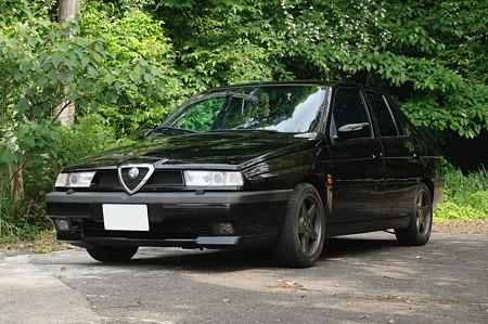 Alfa 155フロント@50/1.8G f8
