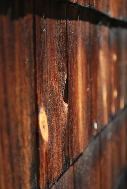 Photos: Wooden Siding