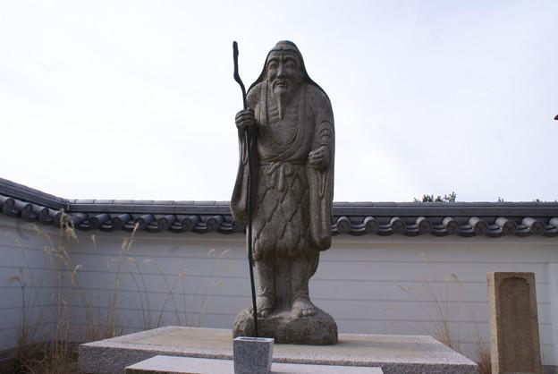 天上寺 法道仙人