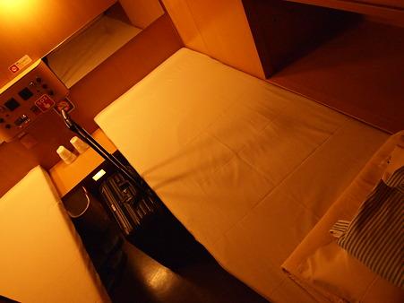 B寝台個室