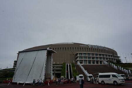 10 2014年 博多祇園山笠 福岡ドーム 飾り山笠 常勝玄界鷹 (0)