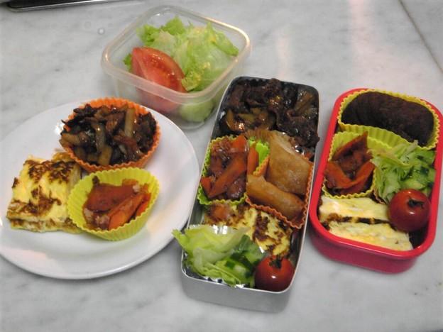 Photos: 今日のお弁当@2010-4-7