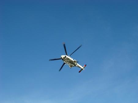 2010-7-19 ヘリコプター